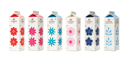 mleko, ulubiony napoj norwegow