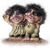 trolle, mitologia skandynawska, mity