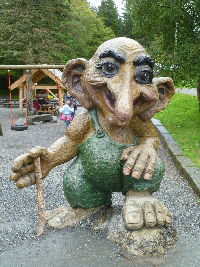 trolle, norwegia,