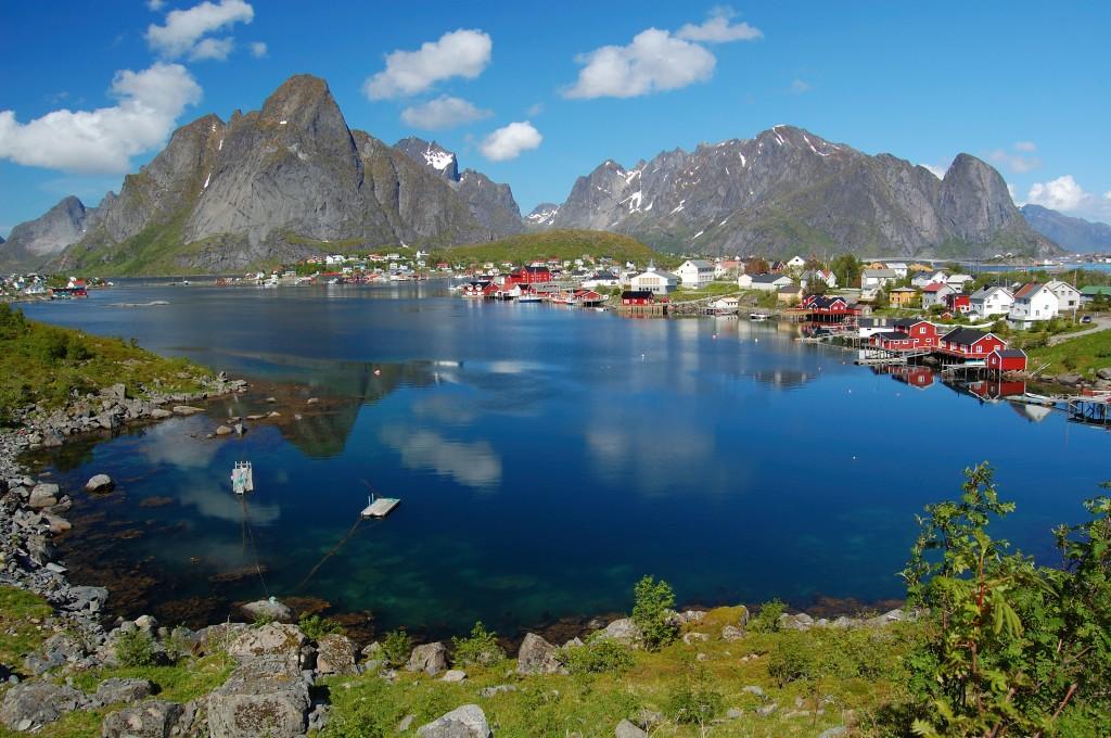 Lofoty - niezwykła Norwegia
