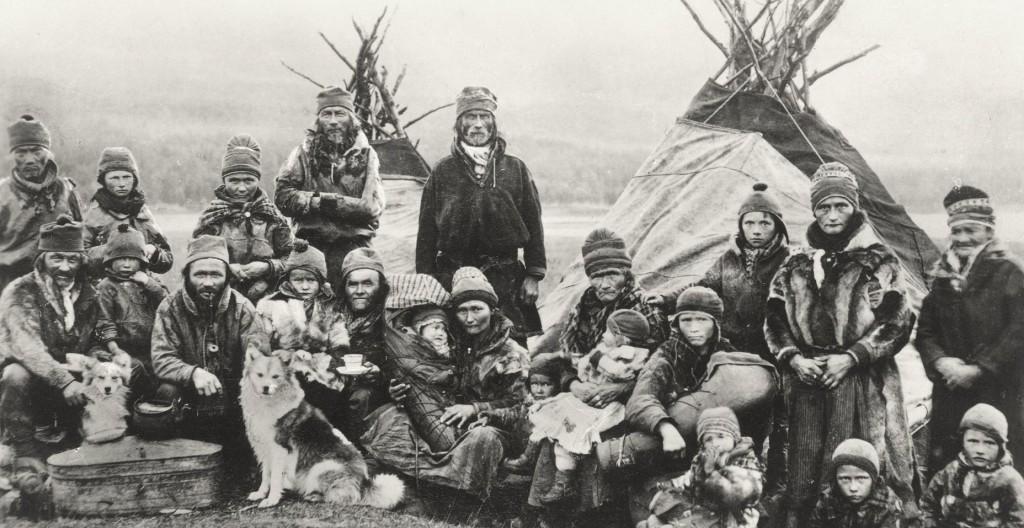 Lapończycy, Saamowie
